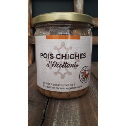 Bocal de pois chiche 400g