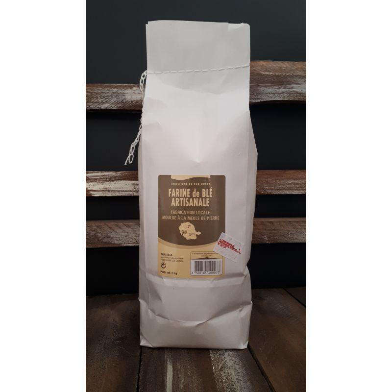 Farine de blé tendre 1kg